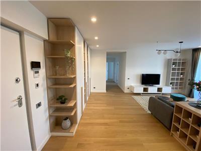 Apartament 3 camere LUX |AVIATIEI TOWER PARCARE + BOXA  TVA INCLUS***galactichouse.ro**