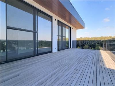 Penthouse Stejarii Country Club 5 camere -520 mp