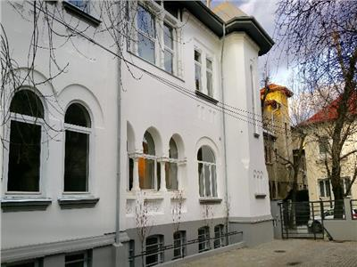 Vila 850 mp DOROBANTI -CAPITALE -PRETABILA OFFICE/CLINICA/SCOALA-8 PARCARI